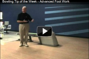 advance footwork